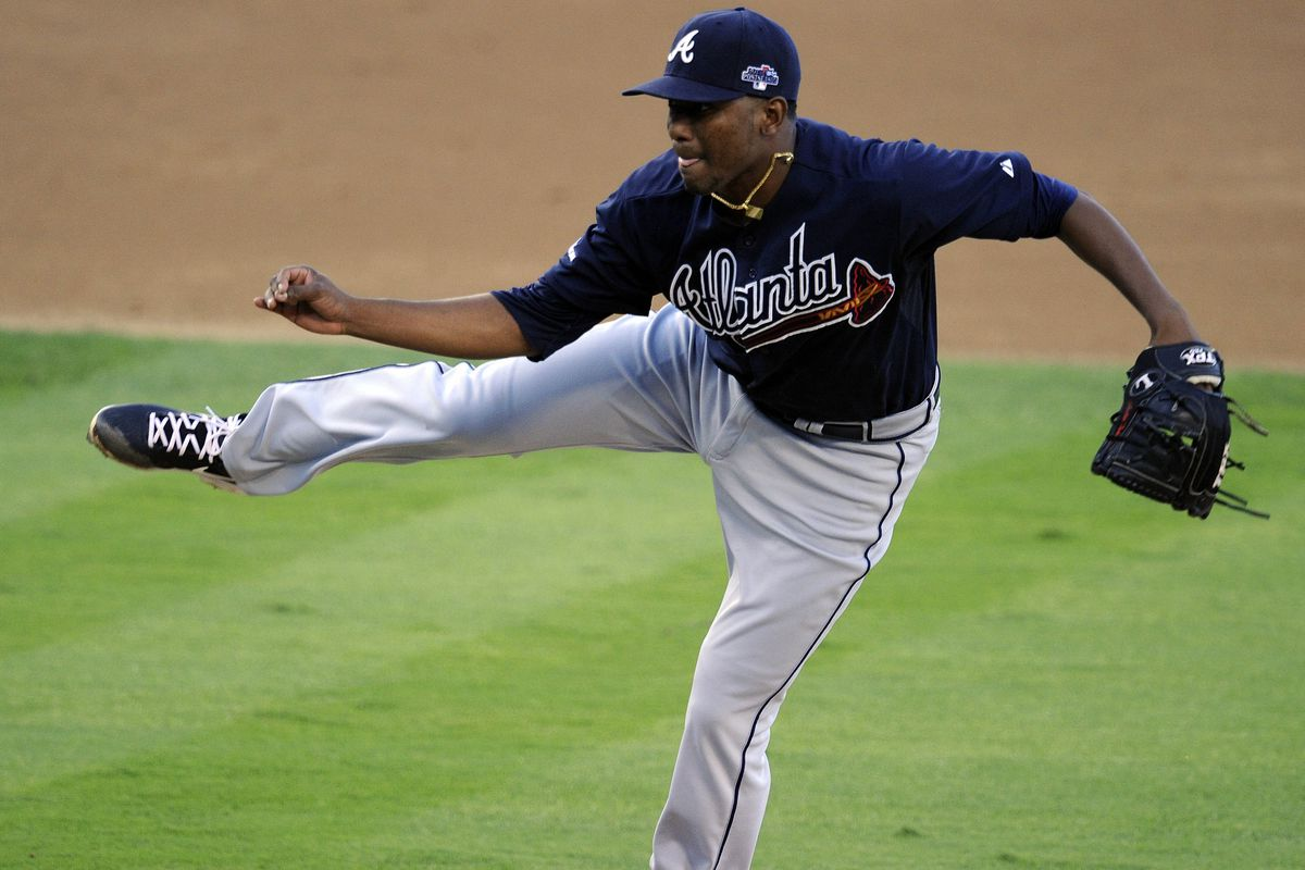 Teheran could have a future as a dancer, too. Unnecessary, now.