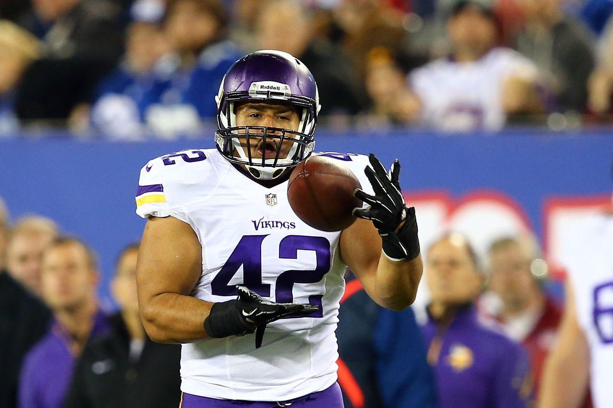 Minnesota Vikings v New York Giants