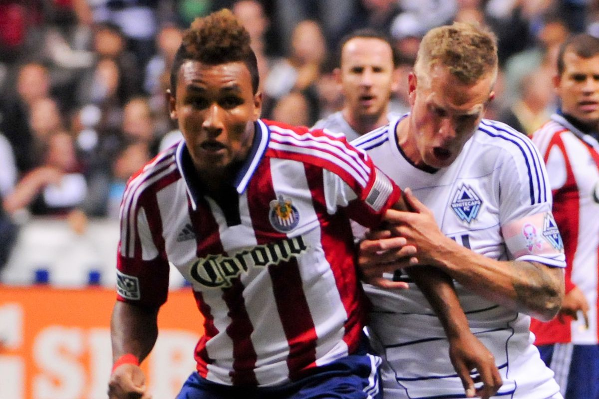 Chivas will try to erase the spanking they received late last season at the hands of Vancouver.