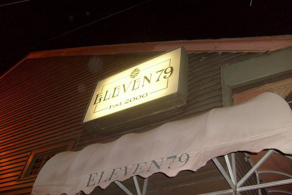 Bakery Bar will take over the former Eleven 79 space