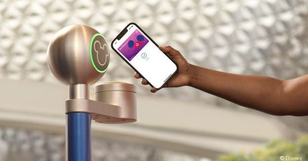 Disney's MagicMobile pass is a contactless alternative to the MagicBand - The Verge