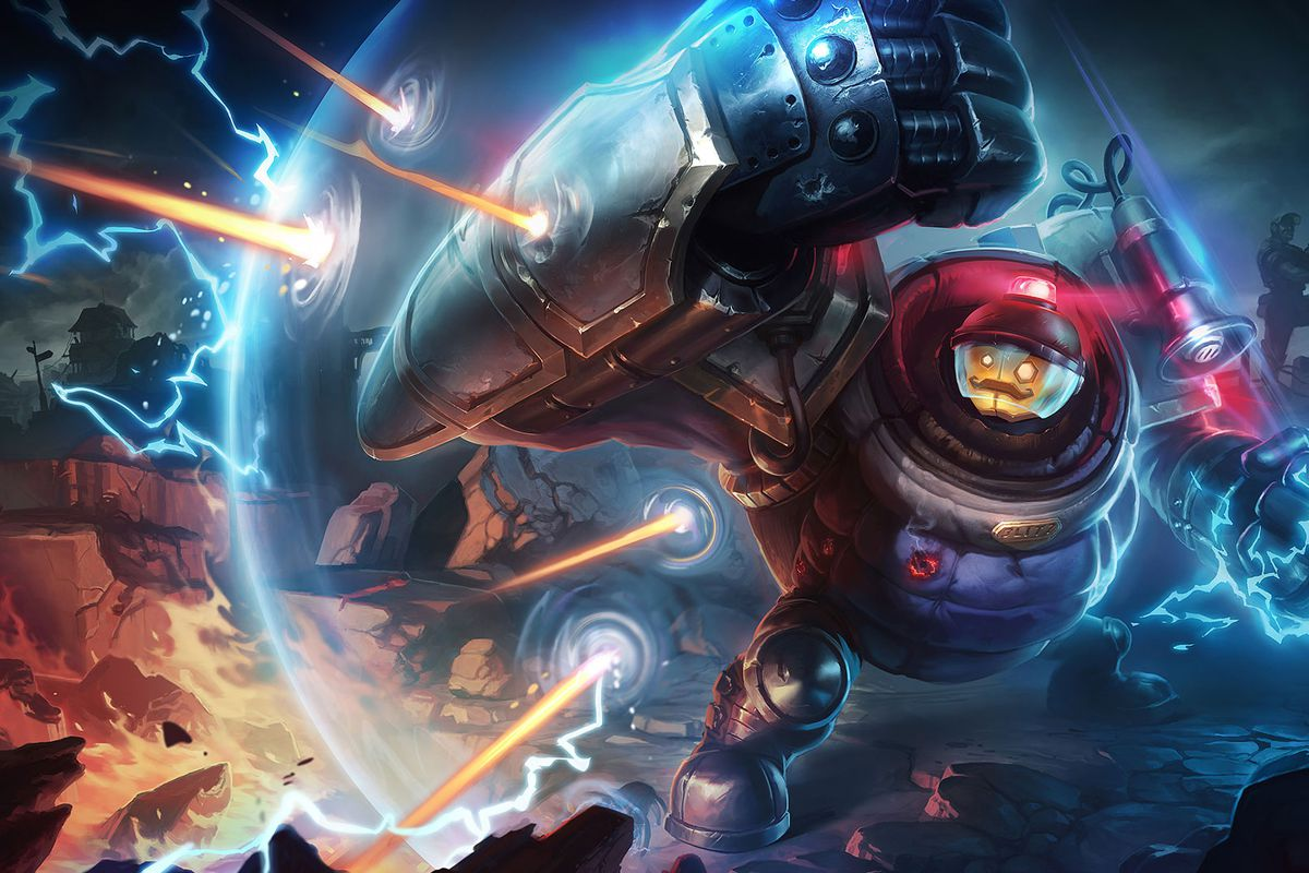 League of Legends catches cheaters by making bots fight each