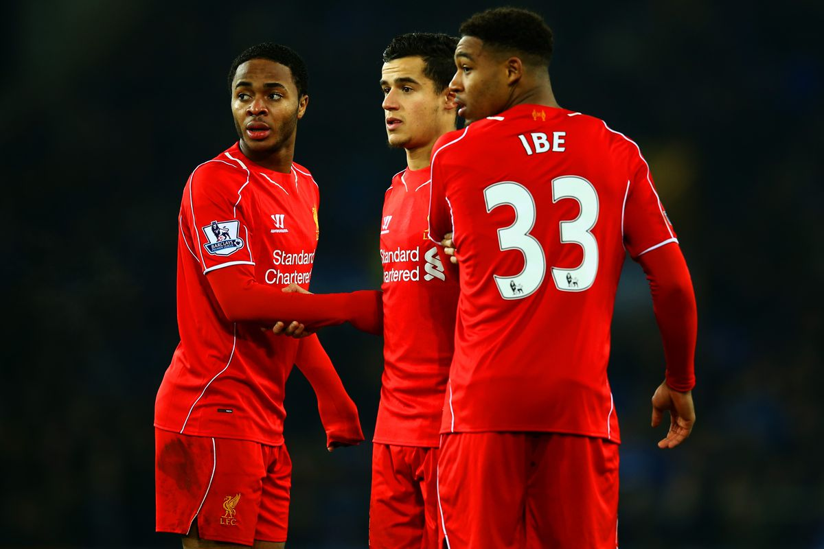 The lads had heard that Enrique was looking for someone to be the new Suso. Phil would protect them.