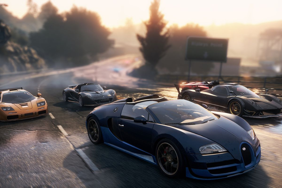 Need for Speed Most Wanted launching March 19 on Wii U - Polygon