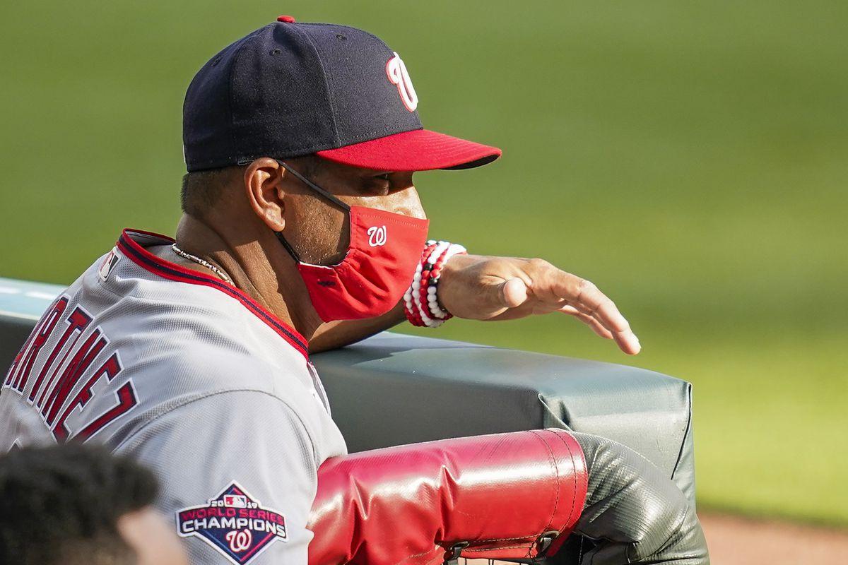 MLB: Game One-Washington Nationals at Atlanta Braves