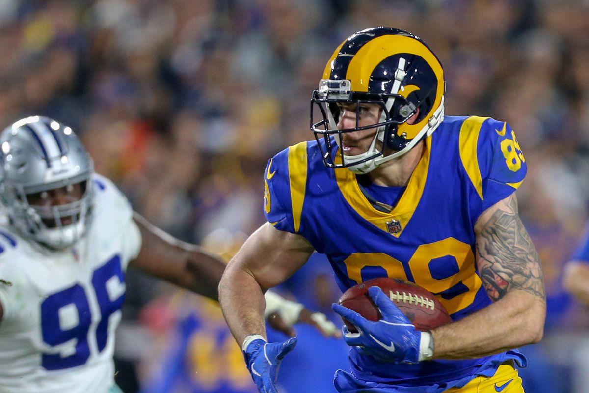 NFL: JAN 12 NFC Divisional Round - Cowboys at Rams