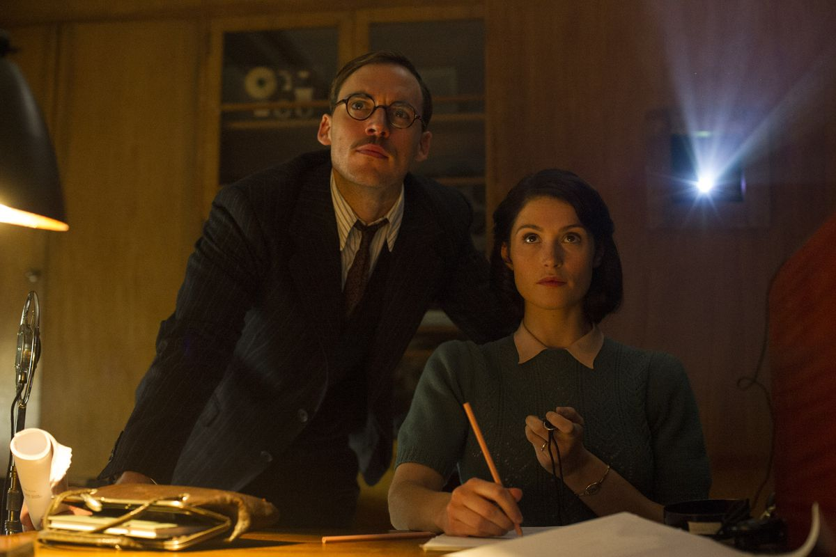 Sam Claflin and Gemma Arterton in Their Finest