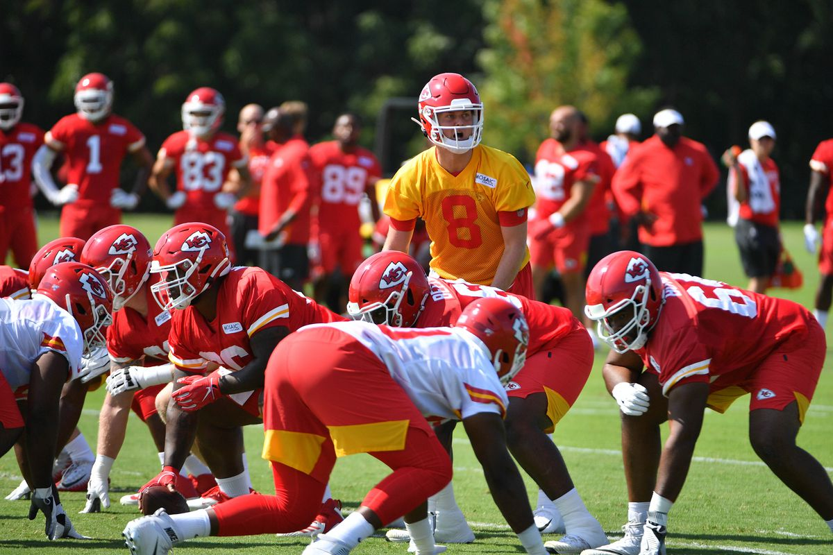 Live updates from Kansas City Chiefs training camp: July 30