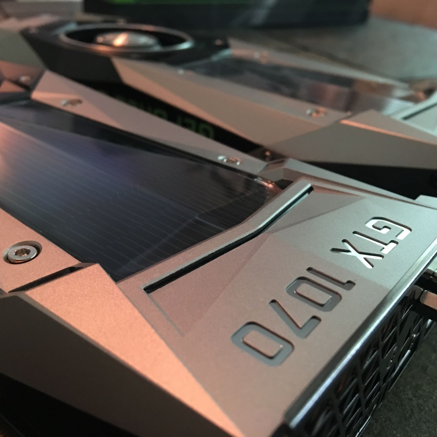GeForce GTX 1070: This is the graphics card you've been