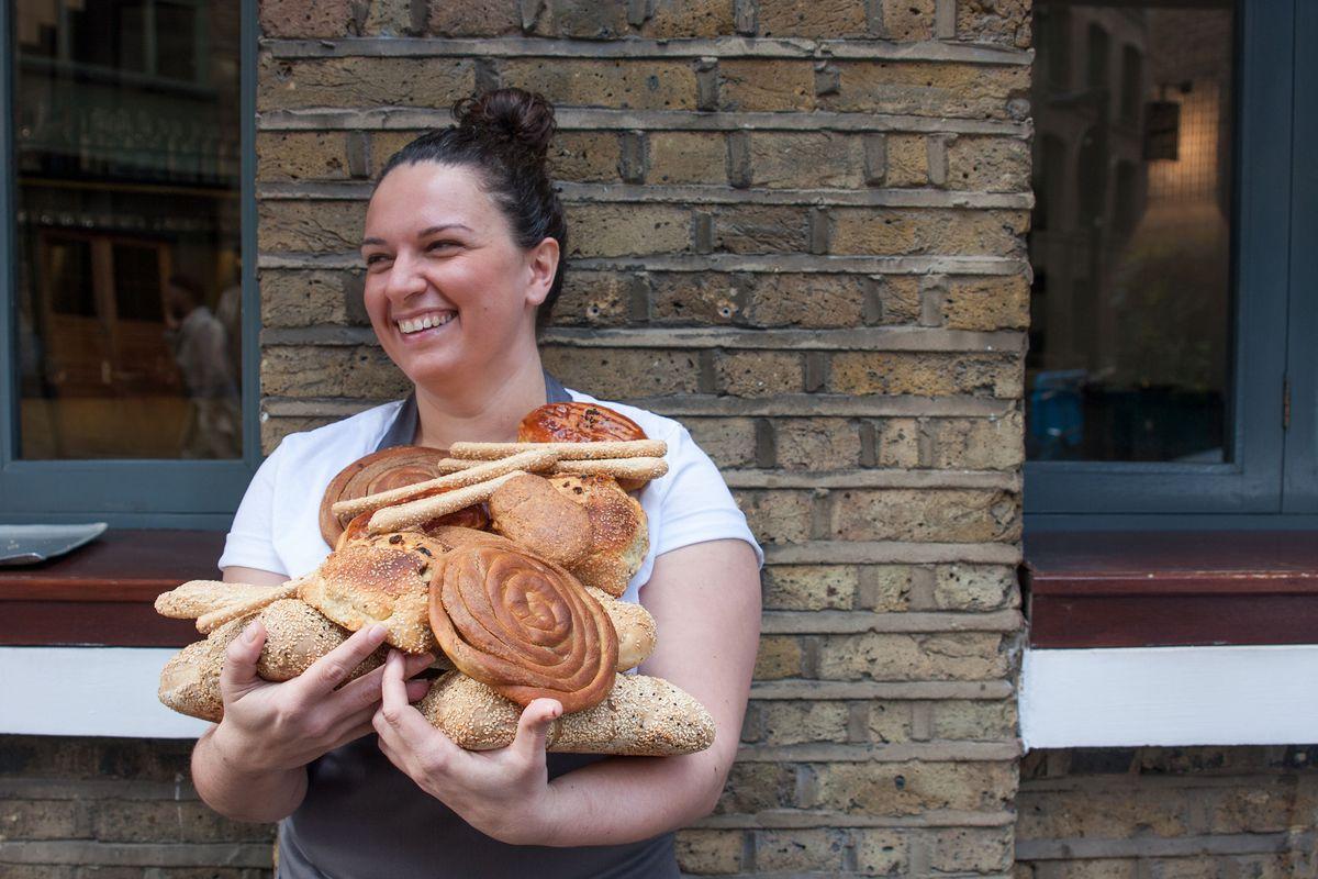 Oklava's Selin Kiazim with her partner Laura Christie will open a new Turkish bakery in Fitzrovia