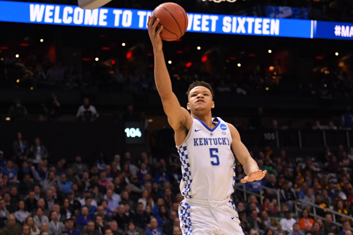 6aee8c88b Could a weak 2019 NBA Draft class cause some Kentucky Wildcats to return