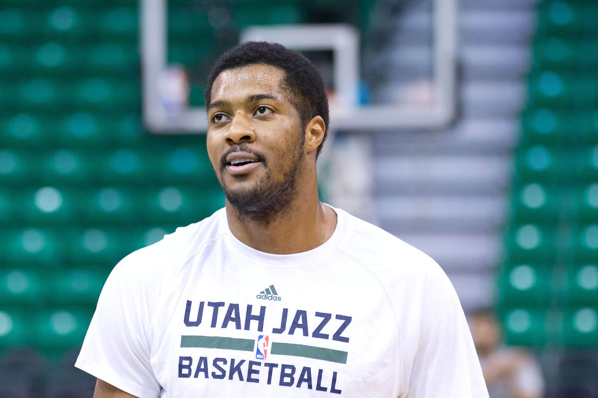 Day 5: Some ever vigilant fans are starting to notice, but it's too late to stop this madness now! Phase 2 of Operation Derrick Favors SLCDunk Takeover will soon commence
