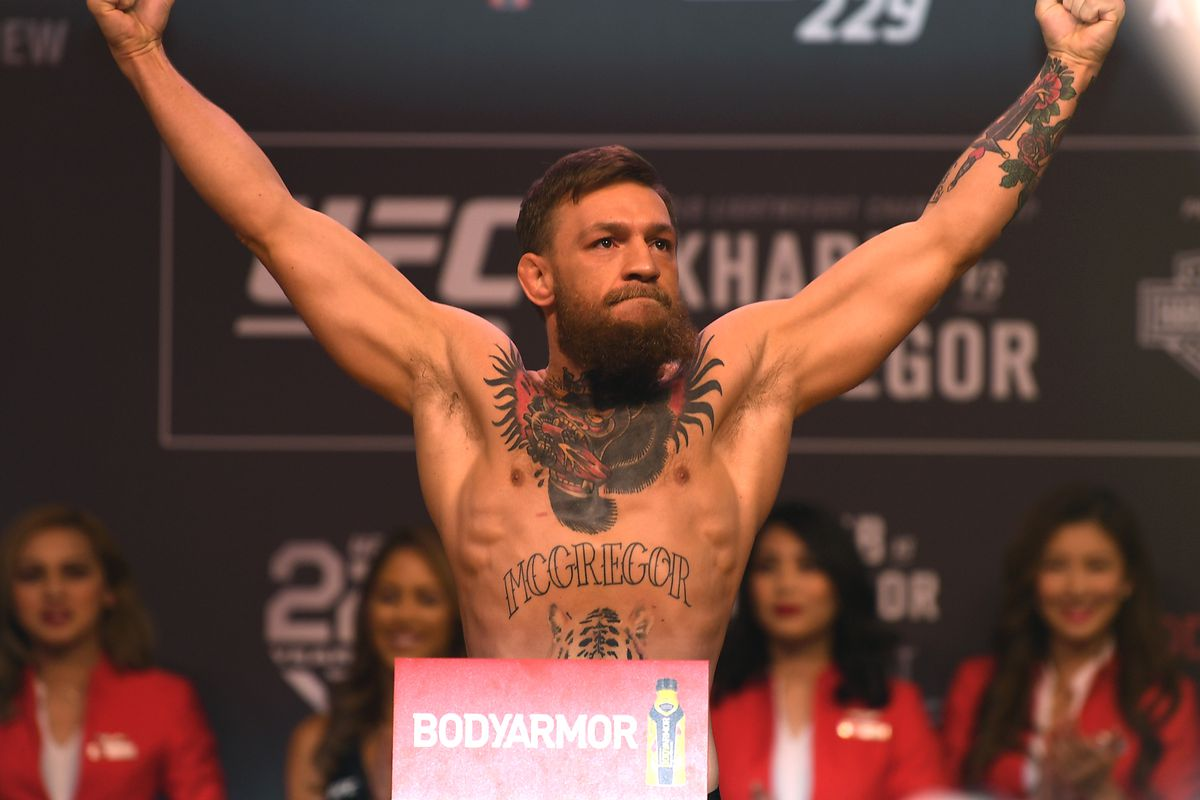 Dana White on Conor McGregor's return: If he doesn't fight at UFC 245, he'll fight early next year