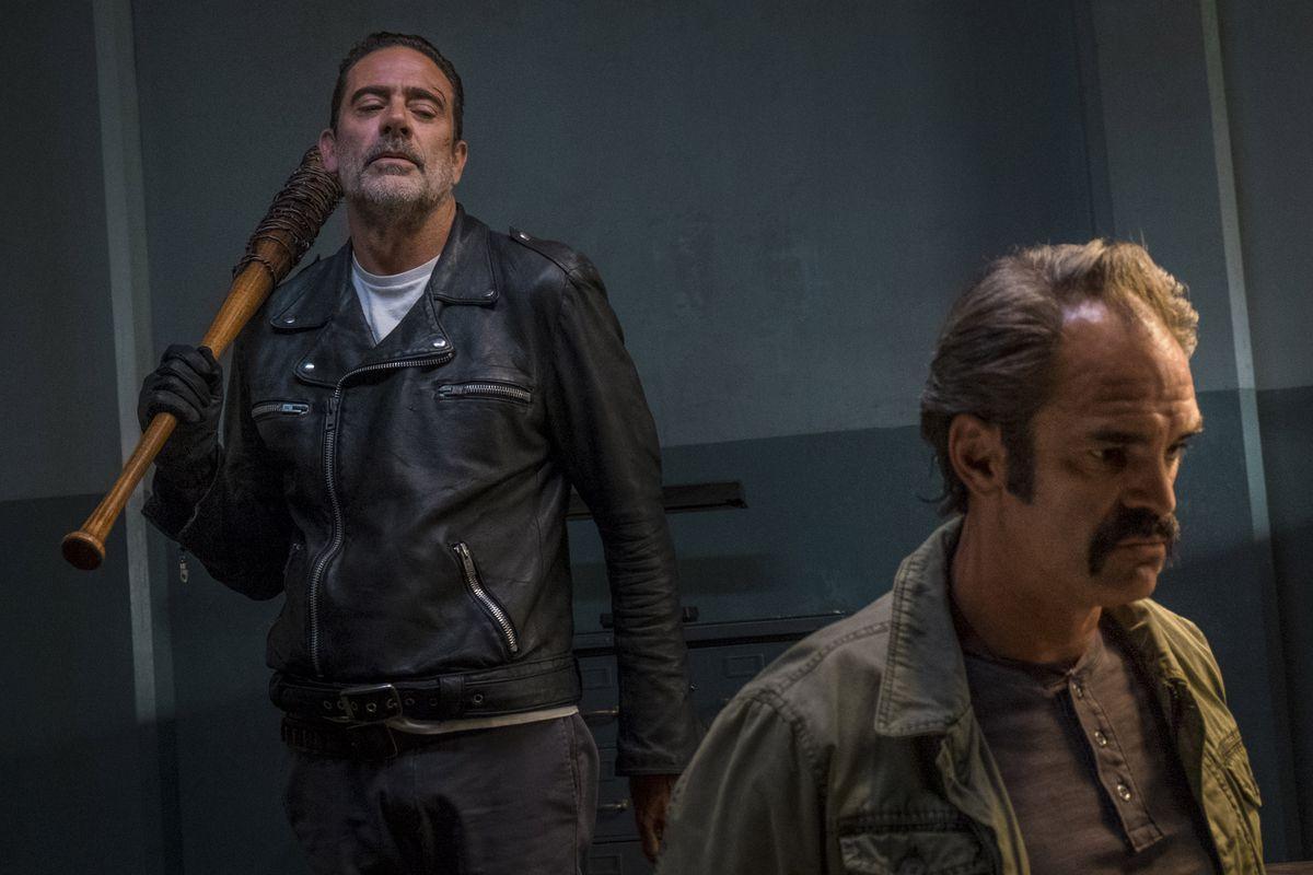The Walking Dead Villain Watch season 8, episode 15: Worth