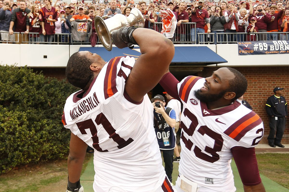 Does the Cup stay in Blacksburg this Year?