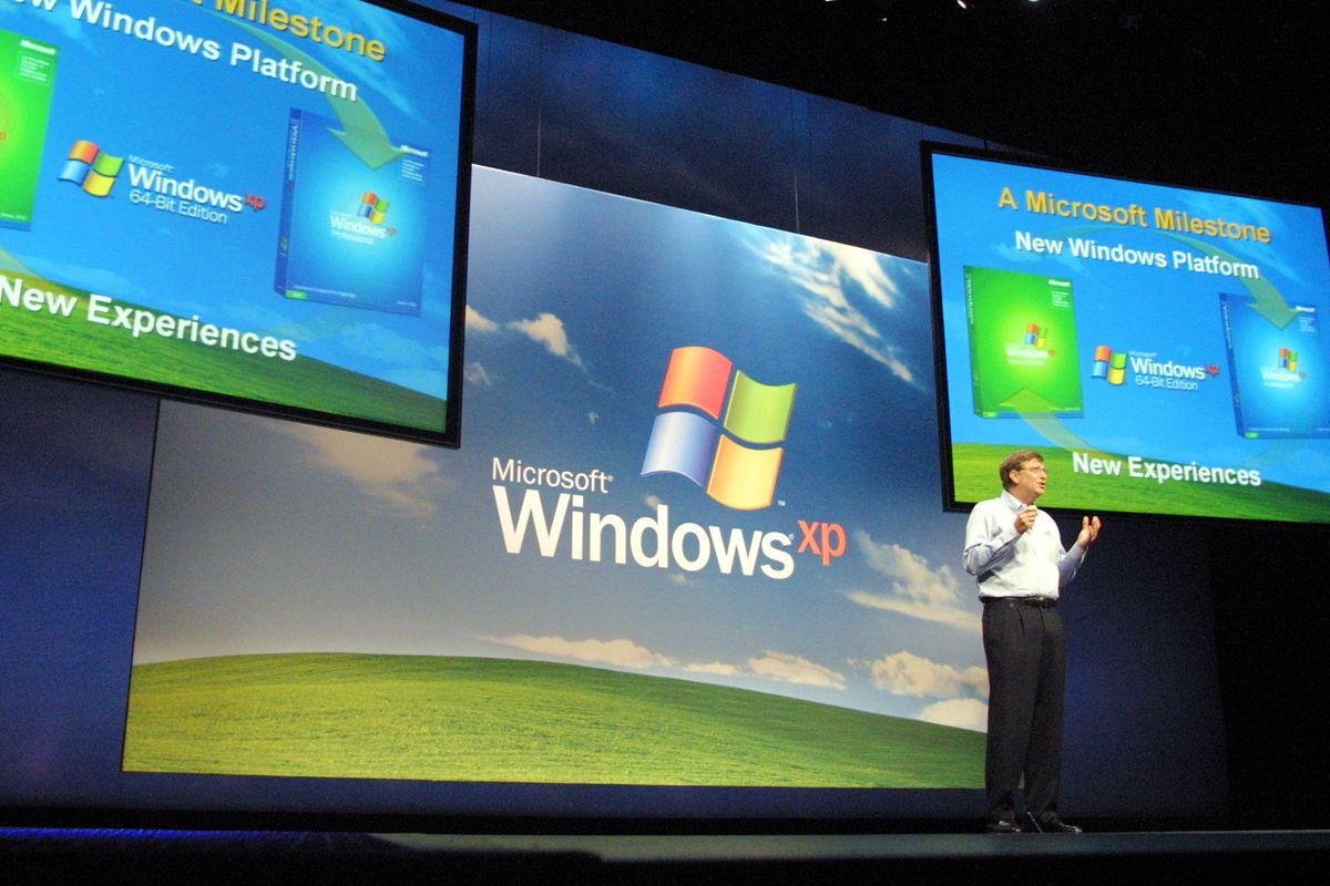Windows XP source code leaks online - The Verge