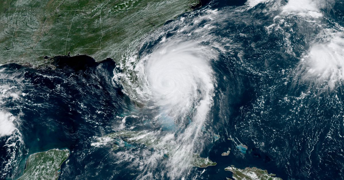 Why Dorian stalled out over the Bahamas