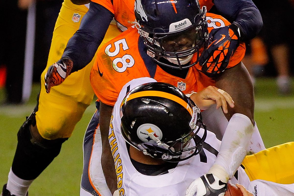 7494e583 Denver Broncos: What it will take to bring the Pittsburgh Steelers ...