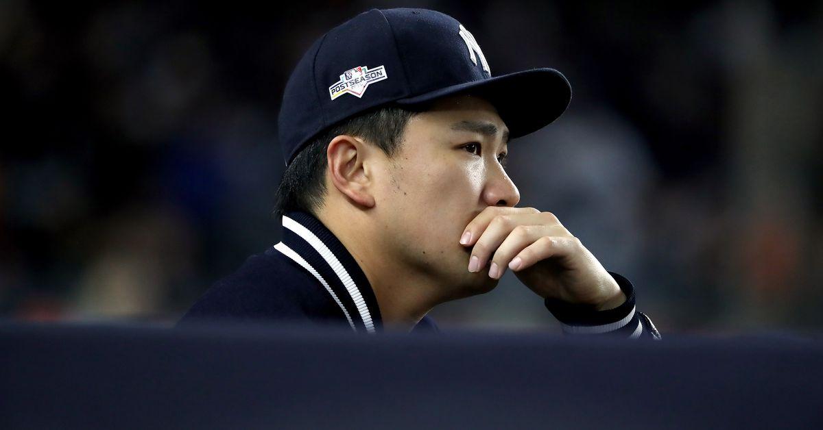 What went wrong for Masahiro Tanaka's splitter in 2019