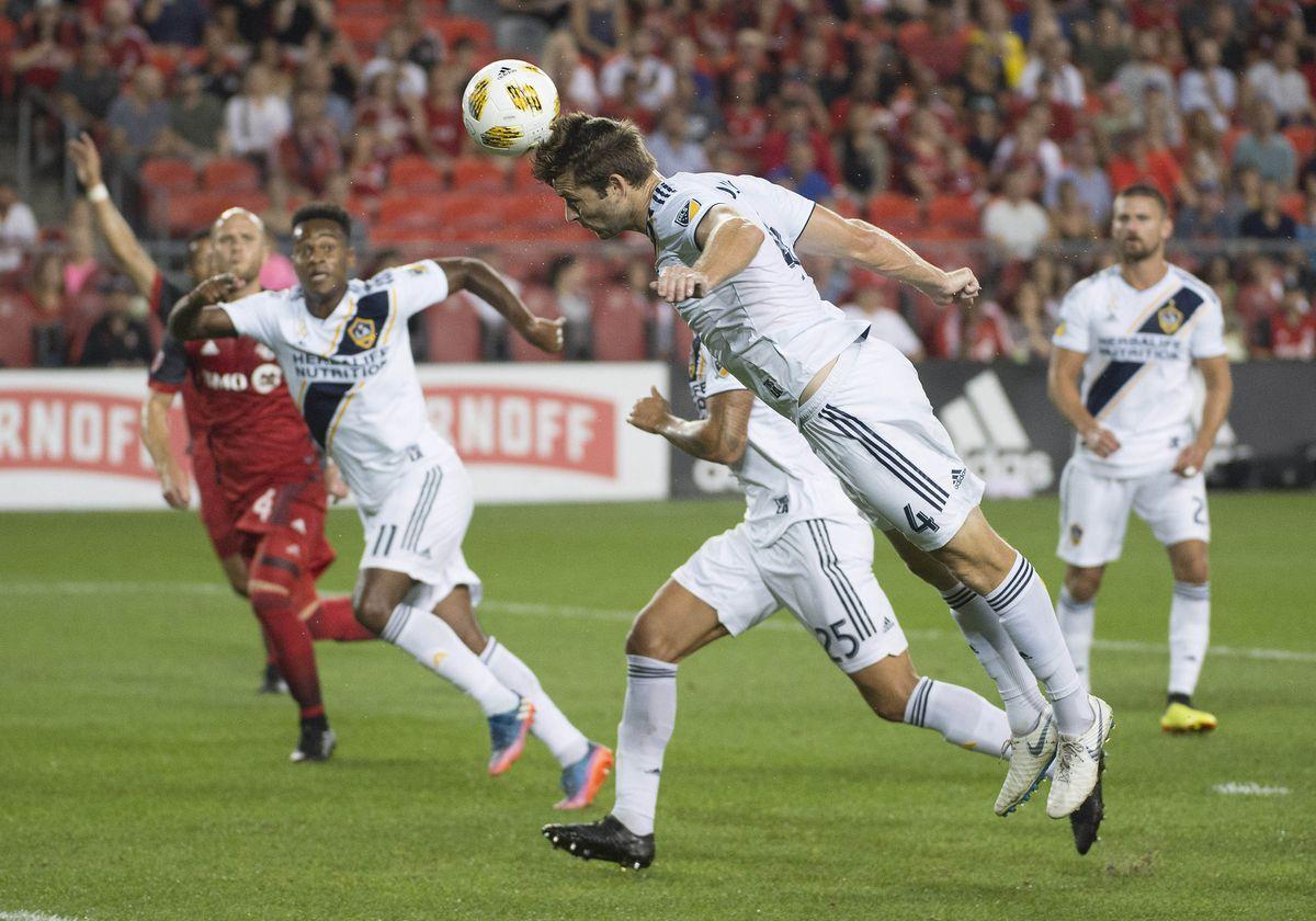 MLS: Los Angeles Galaxy at Toronto FC