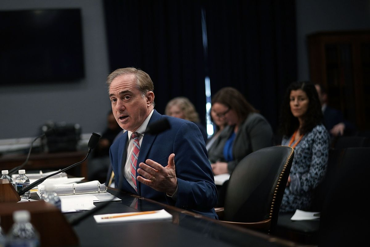 Trump dismisses David Shulkin as veterans' affairs secretary
