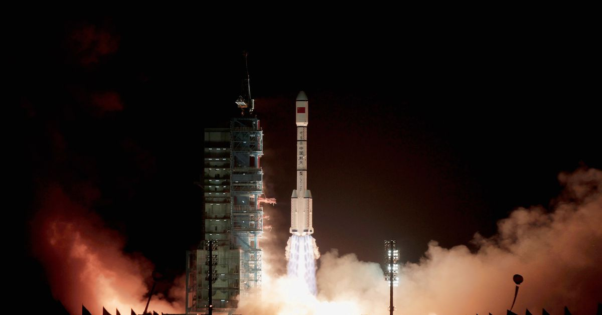China carries out secretive launch of 'reusable experimental spacecraft'