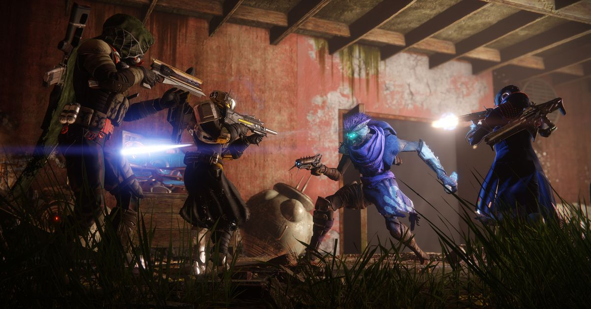 Destiny 2 players get double XP this weekend