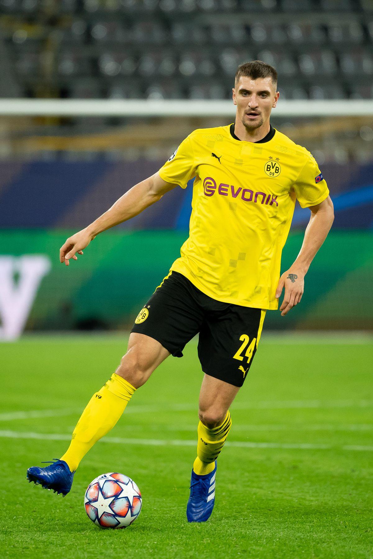 Borussia Dortmund v Zenit St. Petersburg: Group F - UEFA Champions League