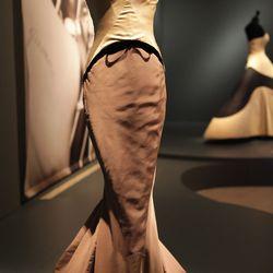 Charles James Diamond evening dress