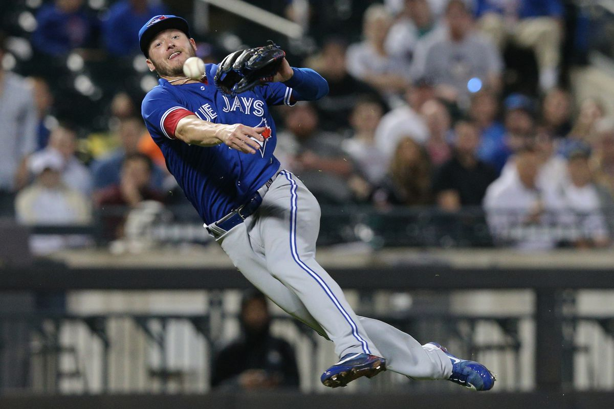 MLB: Toronto Blue Jays at New York Mets