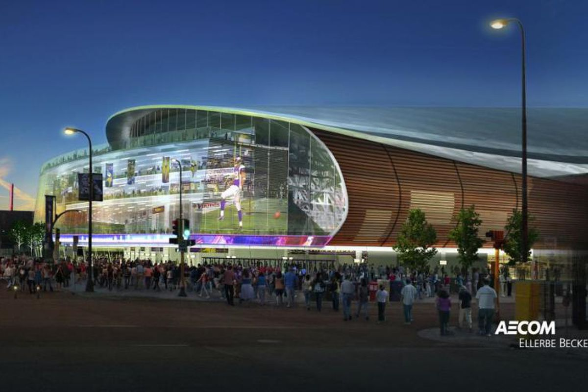 The new stadium in Minneapolis will be used to host numerous big-time events, bringing additional revenues to the state of Minnesota as well as the city.