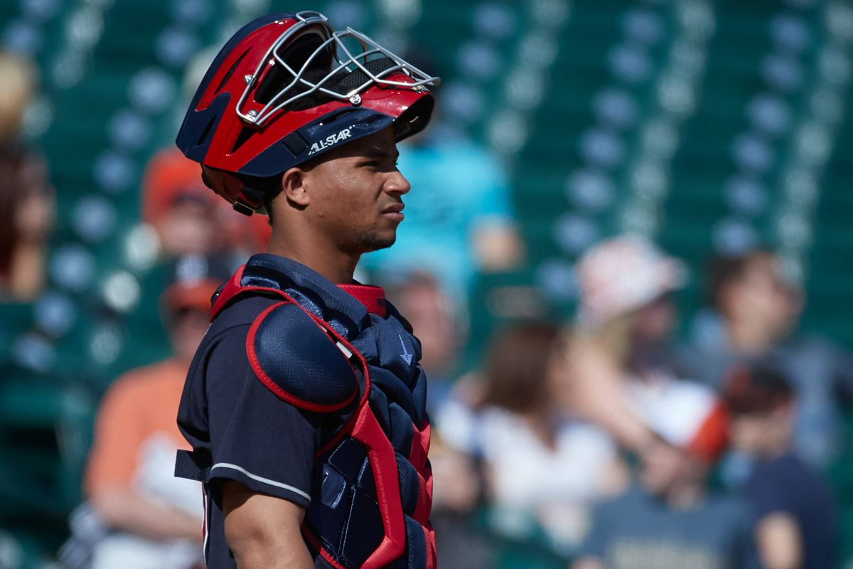 Indians trade rumors: Why the Indians traded Francisco Mejia - Let\'s ...