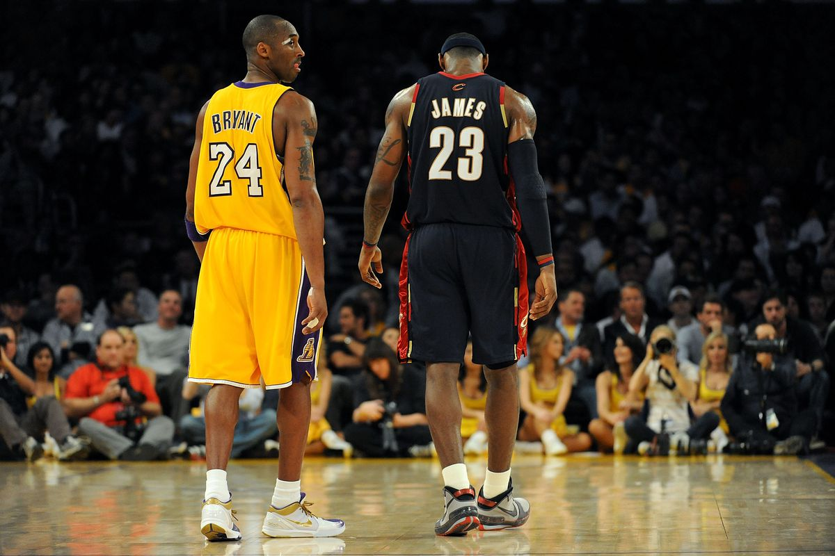 LeBron James regrets not facing Kobe Bryant in the NBA ...