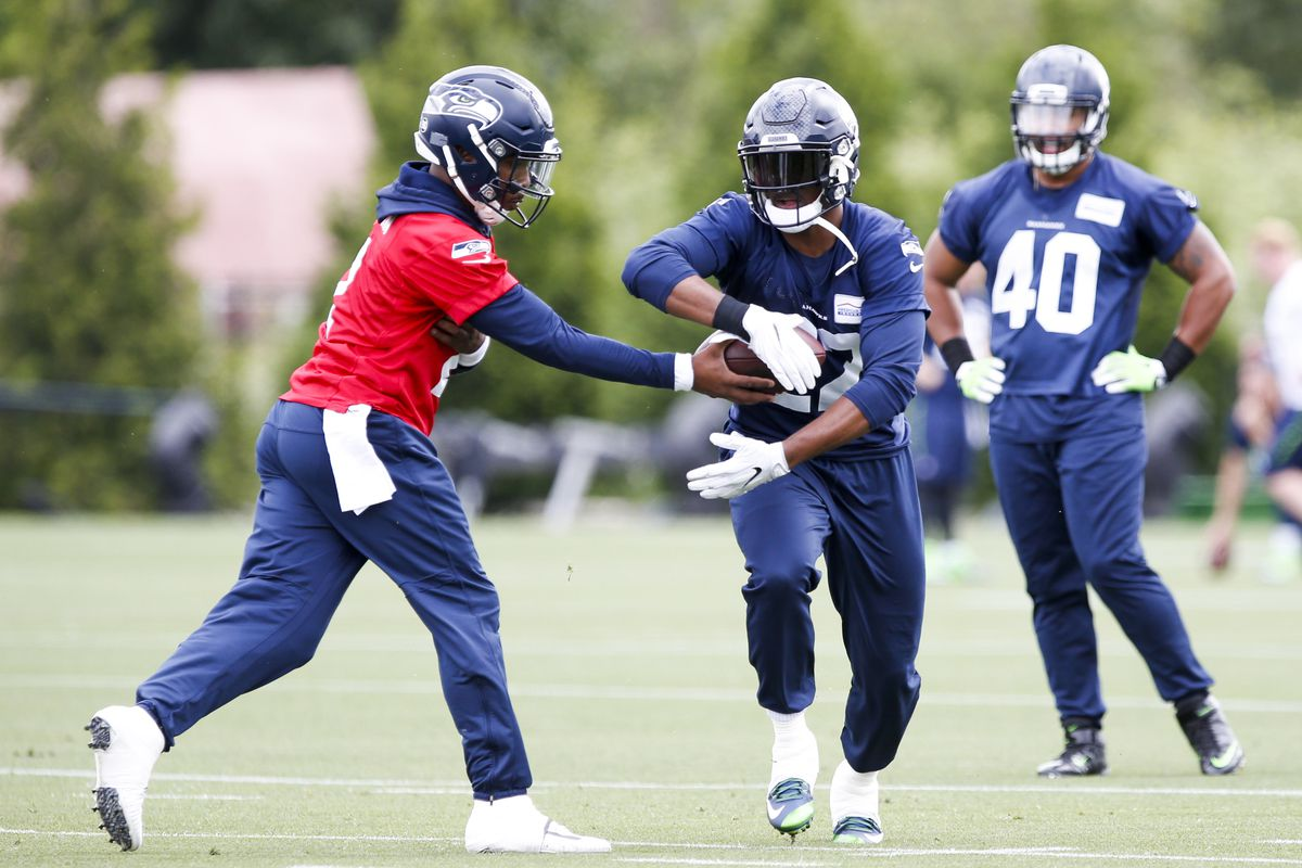 178622c78ba Why Seahawks RB WR C.J. Prosise can live up to the hype - Field Gulls