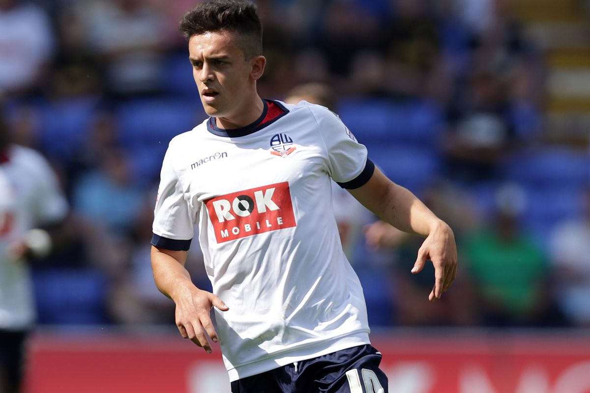 Zach Clough scored twice as Bolton drew with Fulham