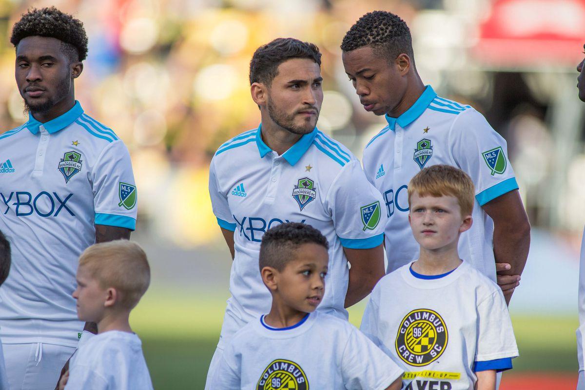 MLS: Seattle Sounders FC at Columbus Crew SC