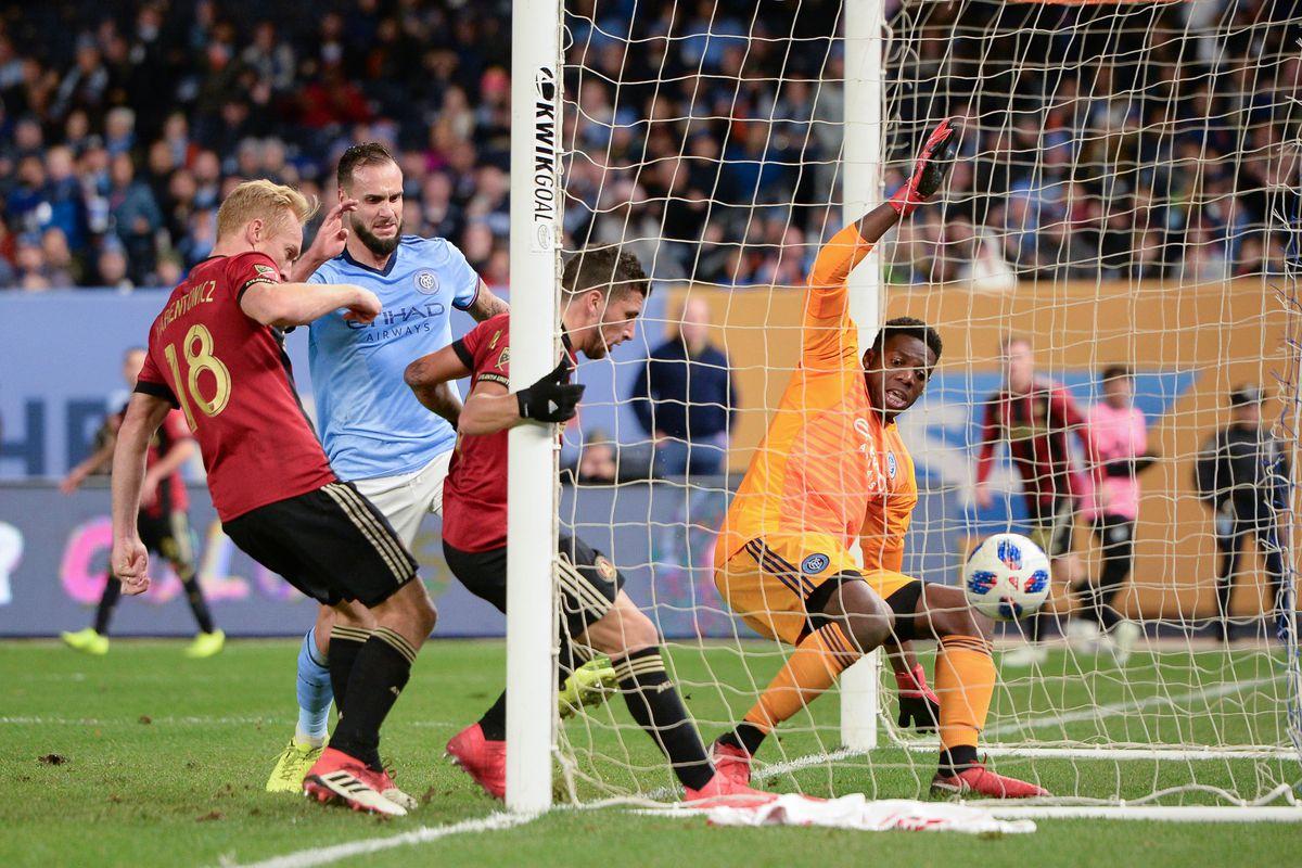 MLS: Eastern Conference Semifinal-Atlanta United FC at New York City FC