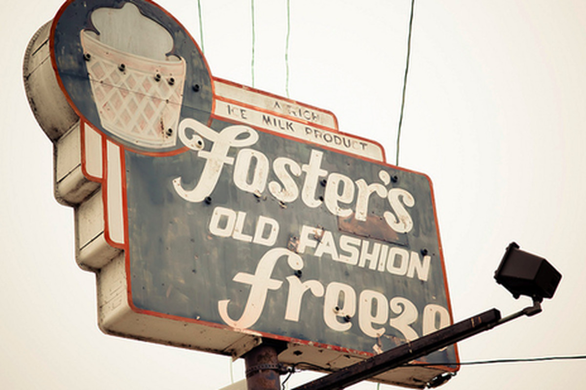 Foster's Freeze, Boyle Heights.