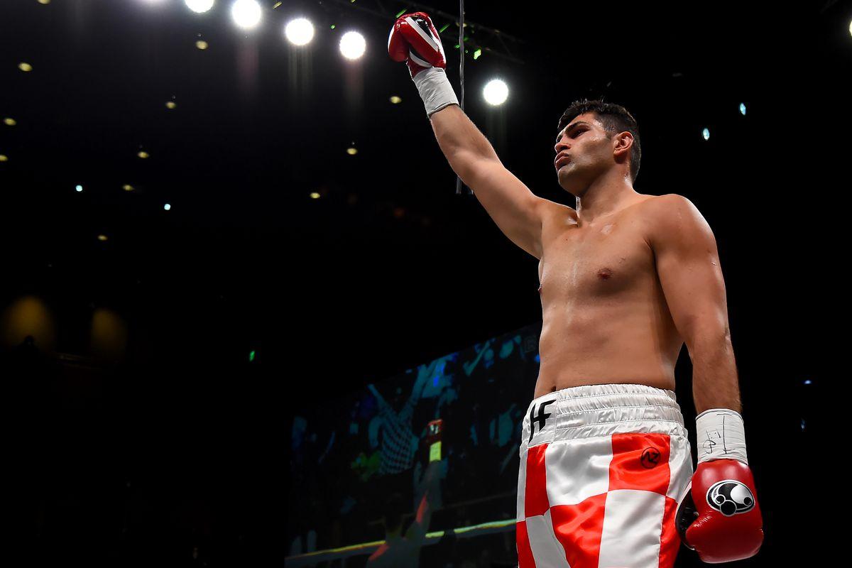 Filip Hrgovic looking for KO in Mexico against Mario Heredia