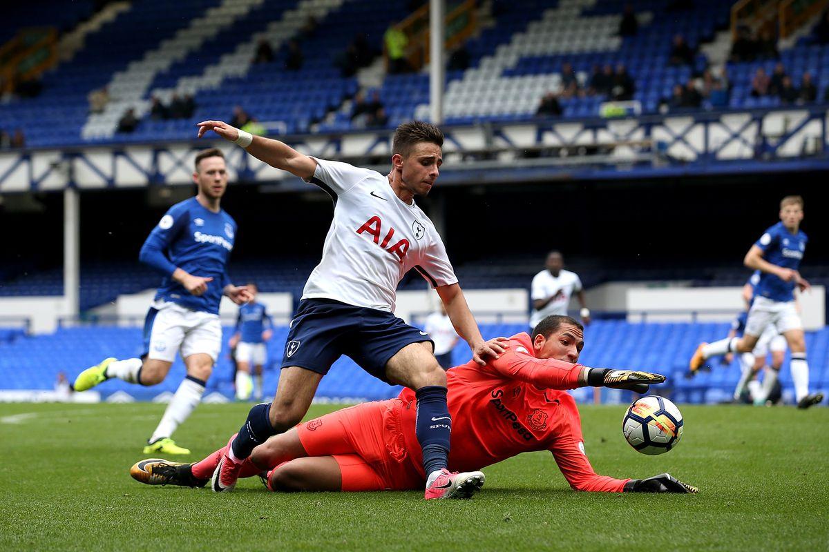 Everton v Tottenham Hotspur - Premier League 2