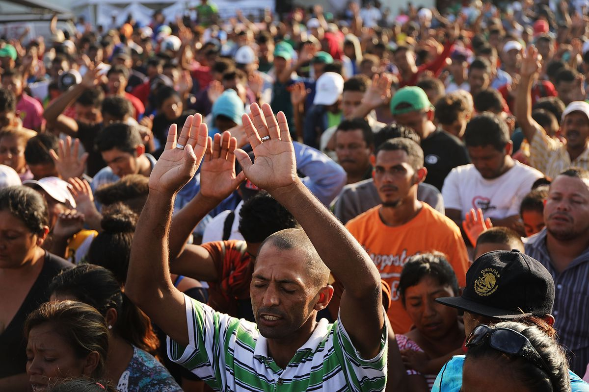 The Migrant Caravan Invasion And Americas Epistemic Crisis Vox