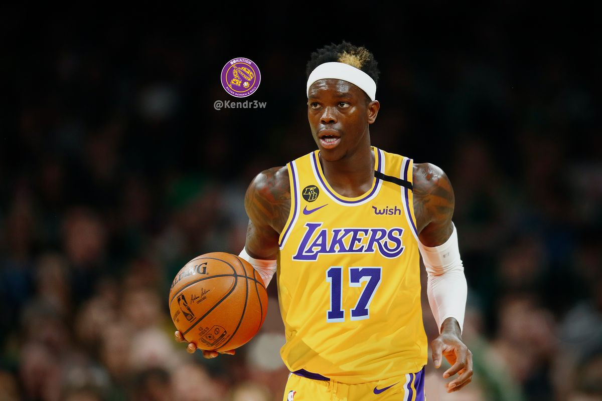 NBA Trade Rumors: Dennis Schroder didn't want to go to Lakers, Clippers -  Silver Screen and Roll