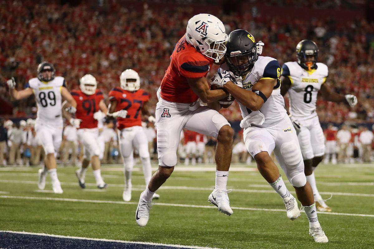 Arizona vs  NAU, Week 2: Game time, TV channel, odds, radio