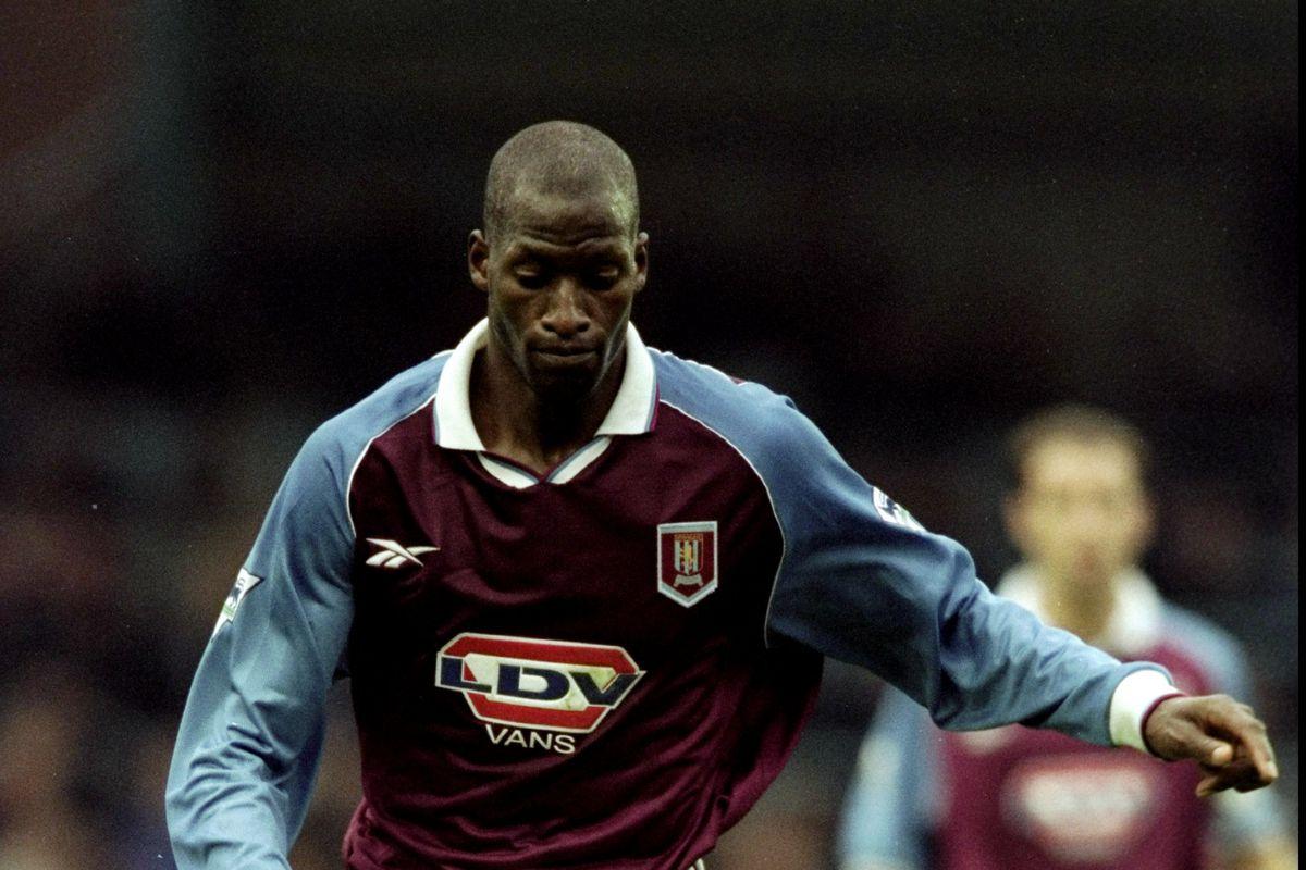 Ugo Ehiogu  of Aston Villa