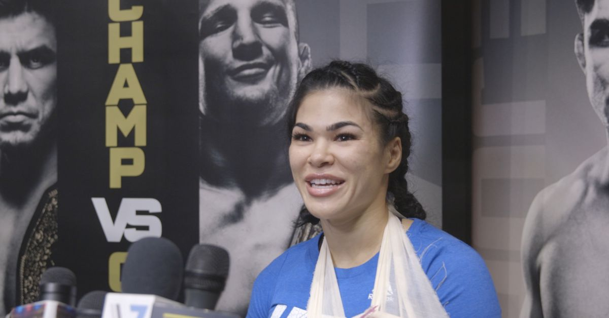 Rachael Ostovich on loss to Paige VanZant: 'It's not a bad life, just a bad day'