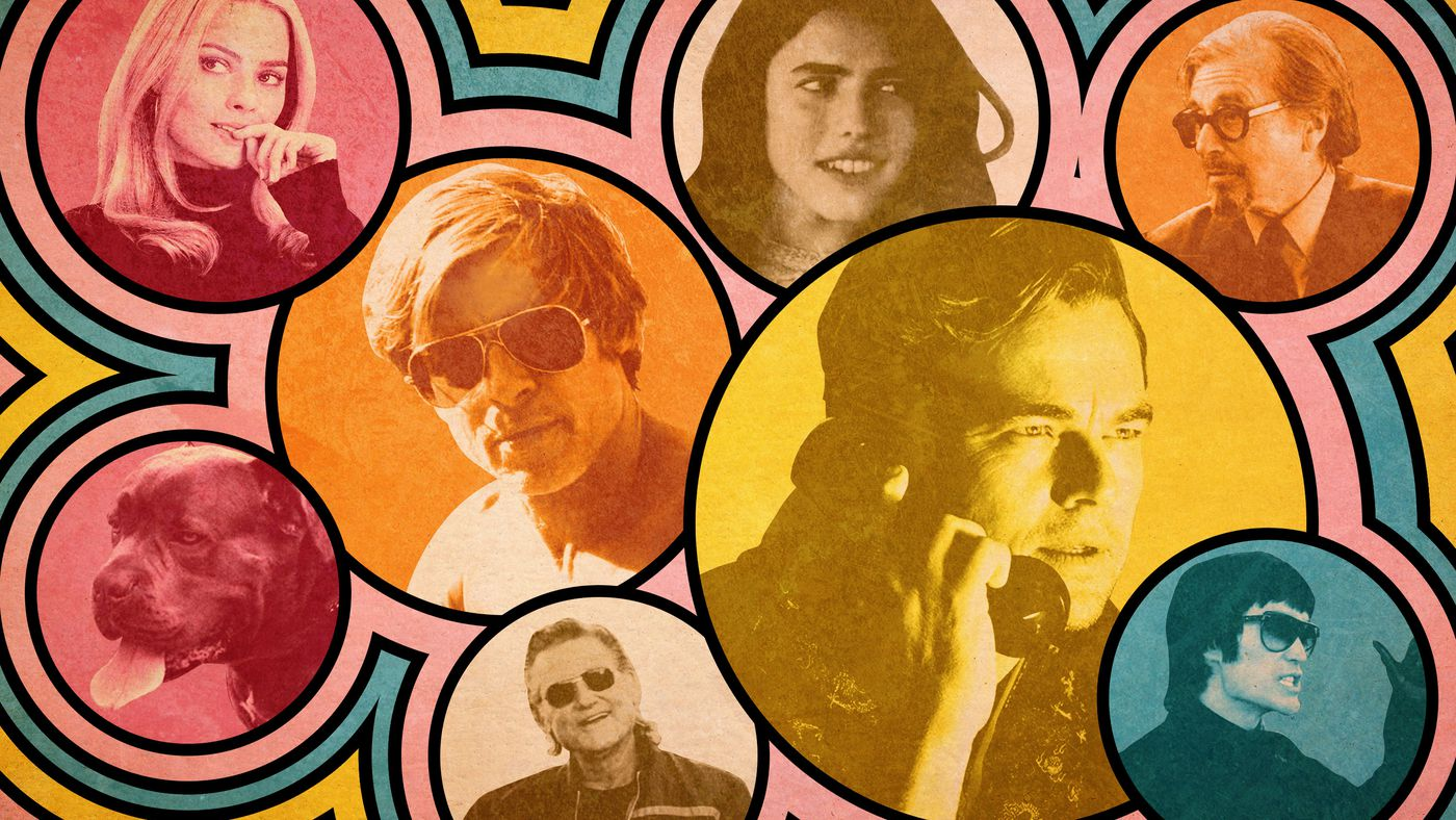 The 'Once Upon a Time … in Hollywood' Characters, Ranked