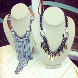 Limited-edition pieces from Stella & Dot's January design studio.