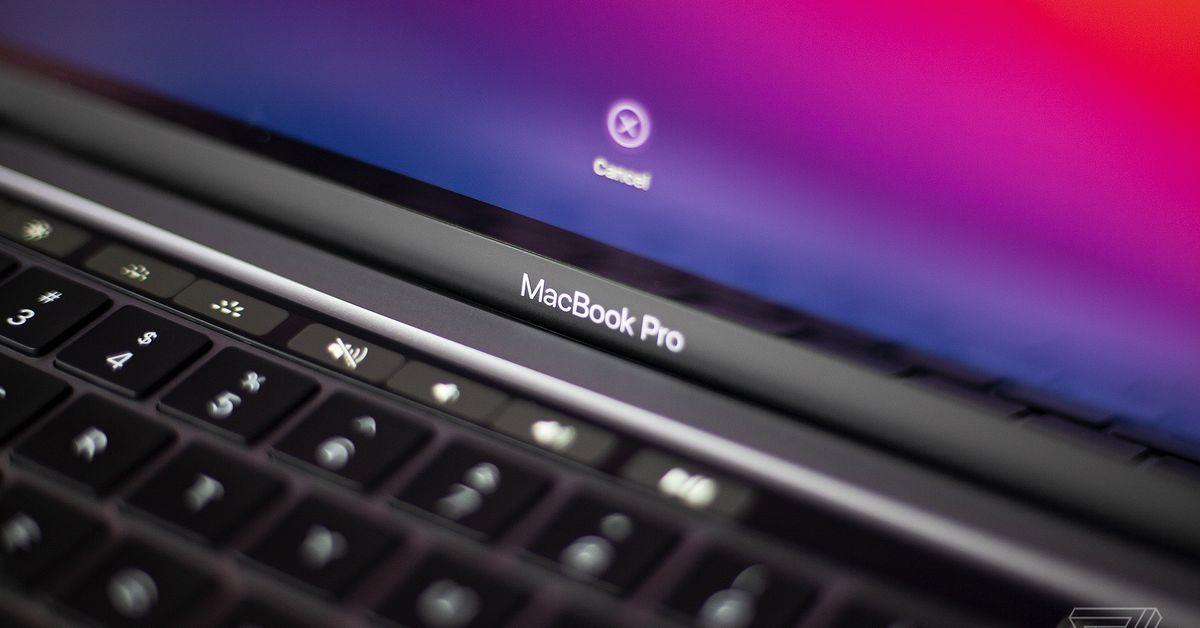 Apple's rumored MacBook Pros could get higher resolution screens, according to beta leak