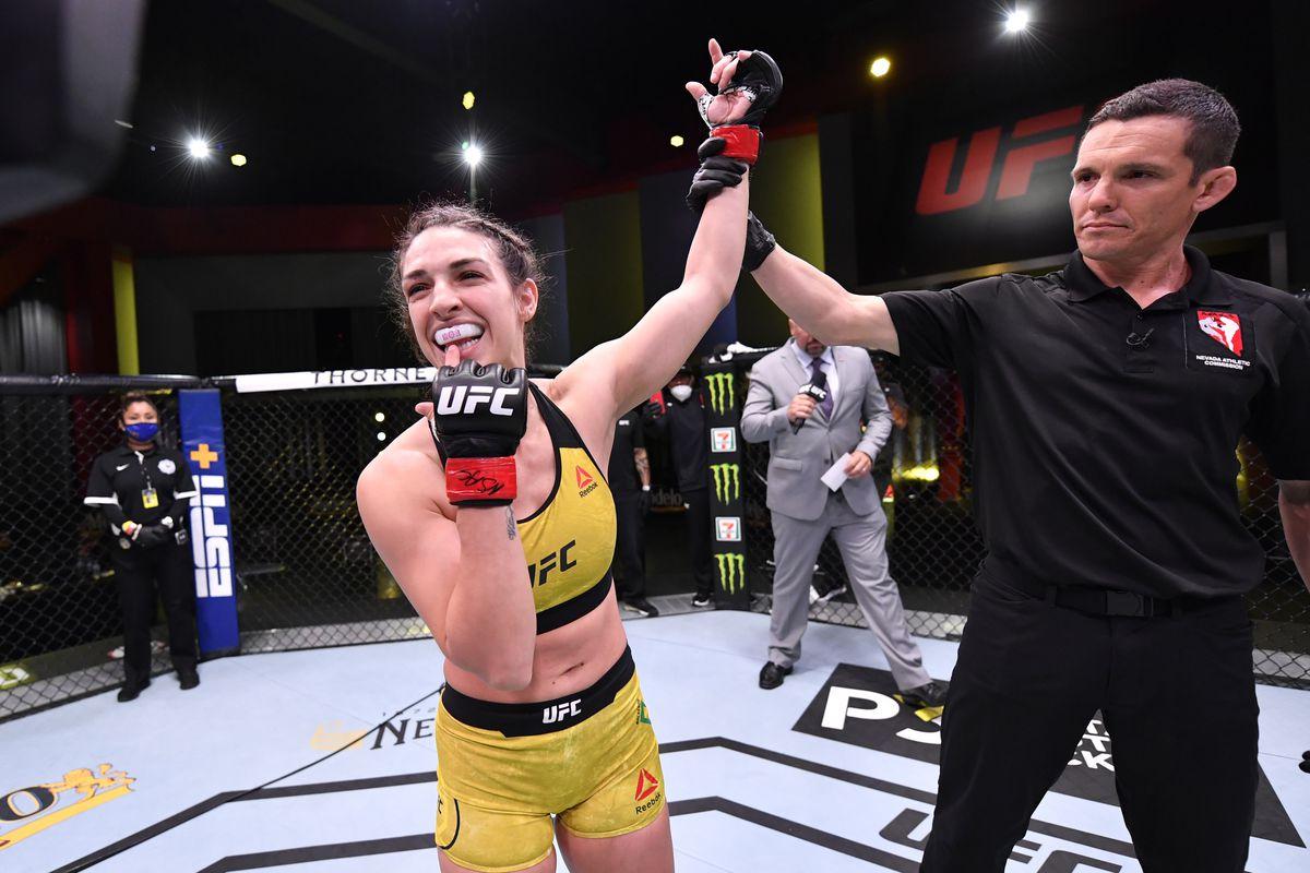UFC Fight Night: Dern v Cifers
