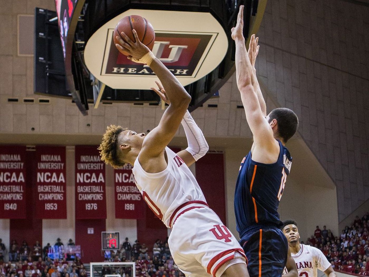 Indiana Illinois Iowa Wisconsin Basketball Time Tv Line Preview